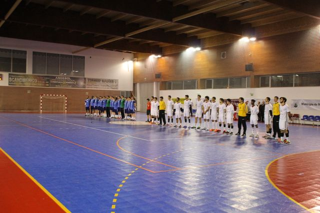 Portugal - França - Torneio 4 Nações Sub20 Masculinos