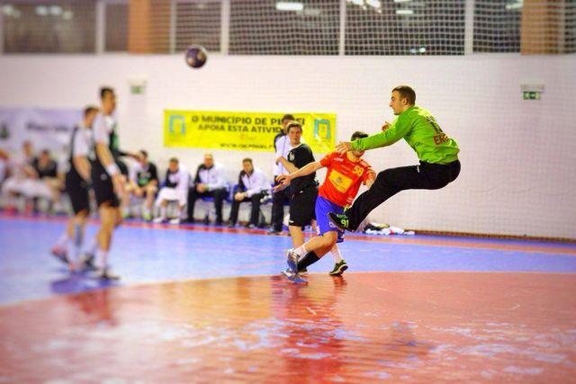 Espanha - Alemanha - Torneio 4 Nações Sub20 Masculinos - foto: Nuno Maia