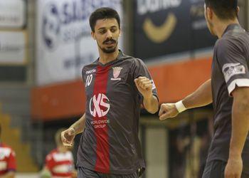 Pedro Dantas - Arsenal C. Devesa - Campeonato Andebol 1 - foto: PhotoReport.In