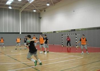 Seleção nacional Juniores A treina em Guimarães - Julho 2014