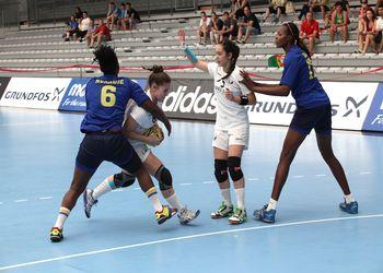Congo : Portugal - qualificação Mundial Sub20 Femininos