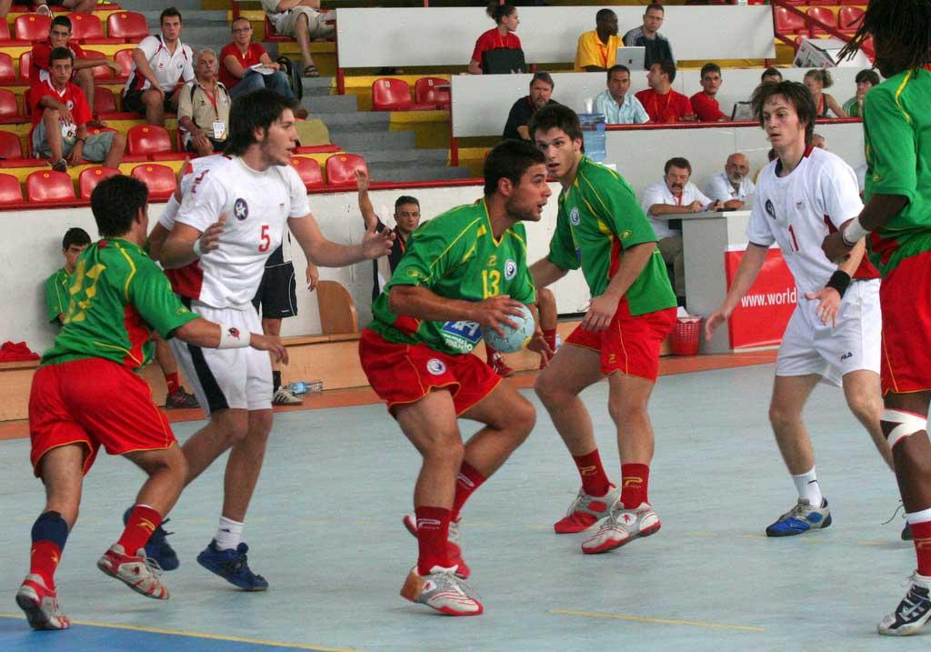 Mundial de Sub21_Portugal - Chile 6