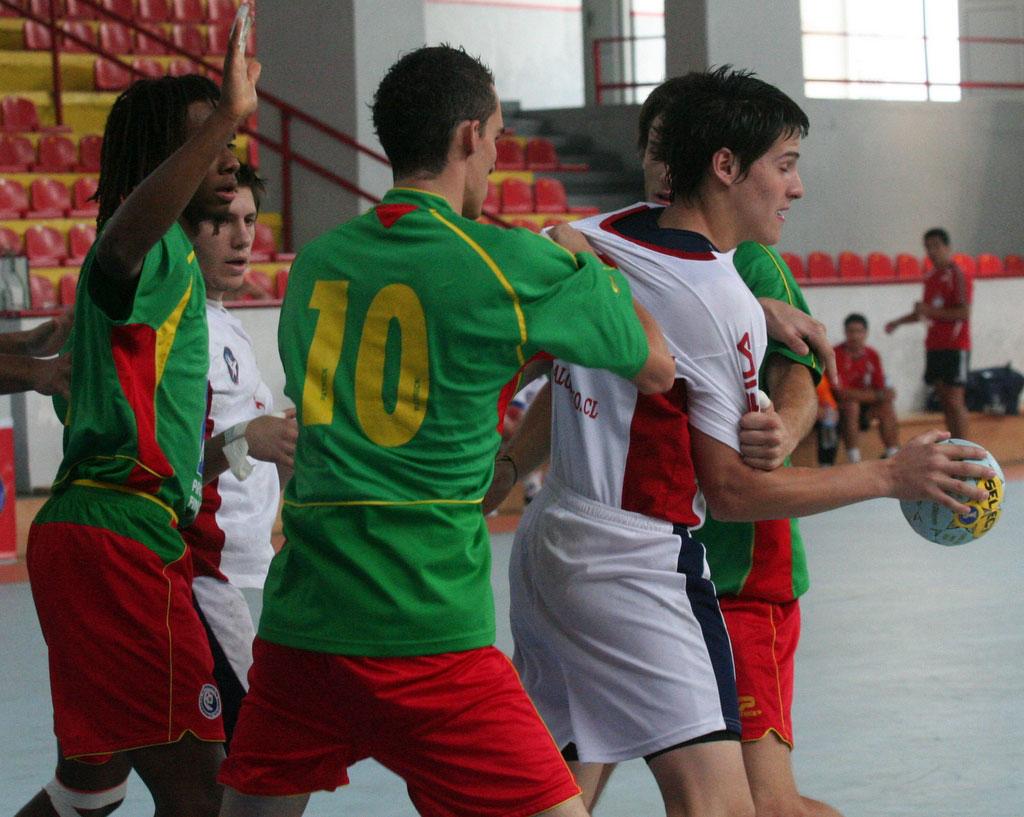 Mundial de Sub21_Portugal - Chile 3