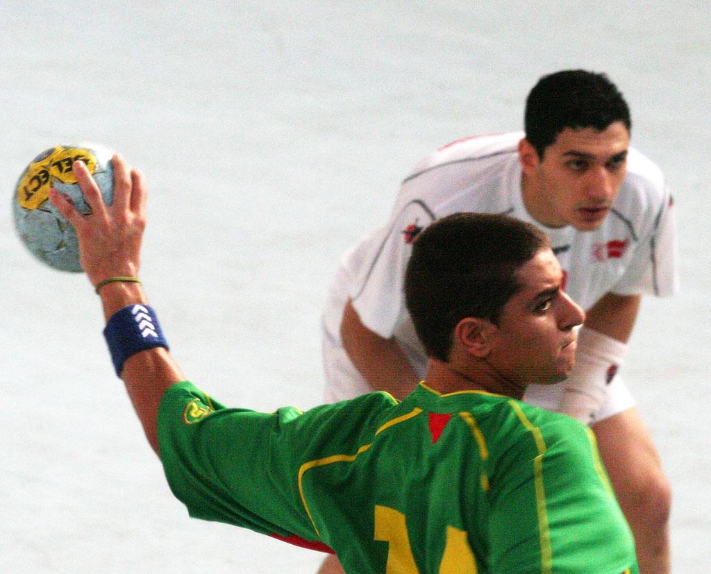 Mundial de Sub21_Portugal-Tunisia 2