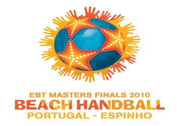 Logo EBT Masters Finals Espinho 2010
