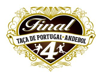 Logo Final Four Taça Portugal Seniores Masculinos