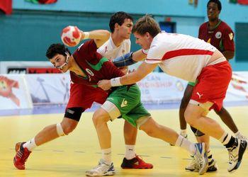 Portugal : Dinamarca - final do Campeonato da Europa de Sub20 Eslováquia 2010