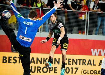 Alemanha : Dinamarca - Campeonato da Europa 2018 - foto: Sasa Pahic Szabo