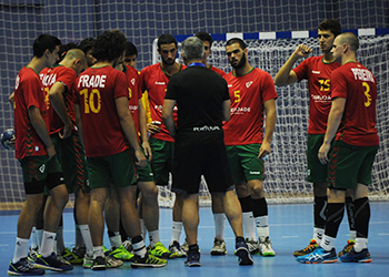 Portugal : Argentina - Campeonato Mundo Sub19 Masculinos (1)