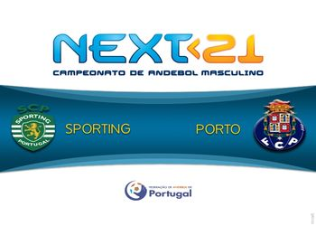 Logo Sporting : Porto - Next<21