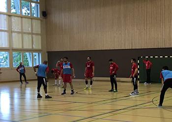 Seleção Nacional A Masculina - Suíça 2017 (2)