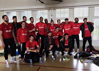Seleção Nacional A Masculina - Suíça 2017 (1)