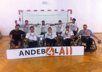 APD Leiria conquista Taça de Portugal ACR7 2014 – 2015