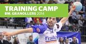 Training Camp BM Granollers 2014
