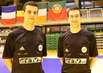 Daniel Freitas e César Carvalho
