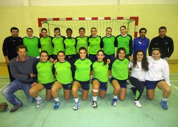 JAC-Alcanena - seniores femininos 2011-12