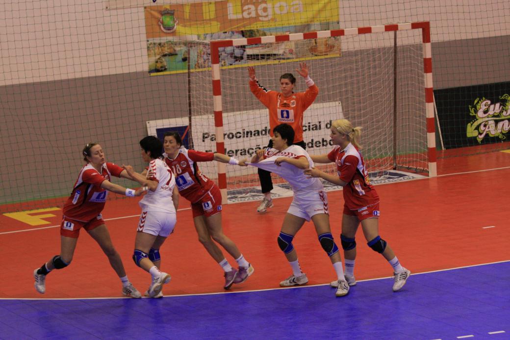 Noruega : Turquia - Torneio Internacional de Lagoa