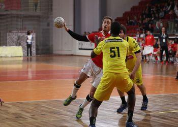 Campeonato Andebol 1 - SL Benfica x ABC UMinho - 12ª Jornada