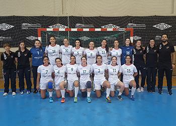 Torneio GarciCup 2018: Seleção Sub-18 Feminina x Valongo (2ª Jornada)
