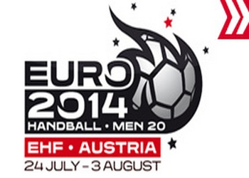 Logo Campeonato Europa Sub-20 - Áustria 2014