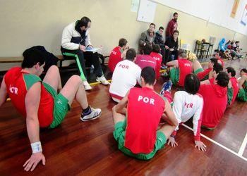 Seleção Nacional de Andebol da ANDDI - 3º estágio