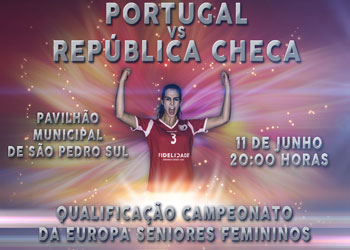 Cartaz Portugal : Rep. Checa - qualificação Euro 2014