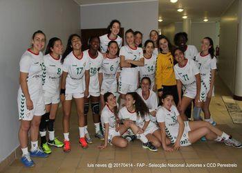 Seleção Nacional Juniores C Femininas - Torneio