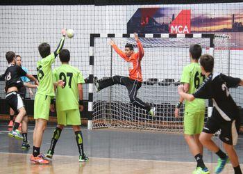 Águas Santas : Baltar - Campeonato Nacional Iniciados Masculinos - foto: António Oliveira