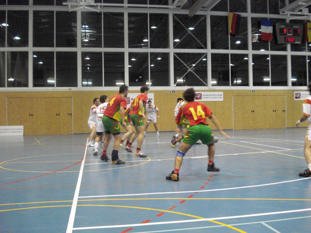 Juniores A Masculinos - Torneio 4 Nações Janeiro 2007