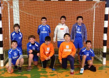 Andebol 4 Kids - Centro Solidariedade Social Pinhal de Frades