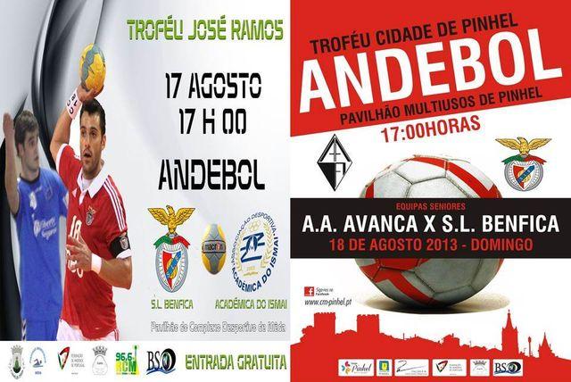 AA Guarda - Troféu José Ramos/ Troféu Cidade de Pinhel