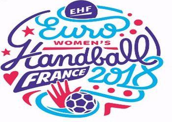 Logo Campeonato da Europa Seniores Femininos 2018