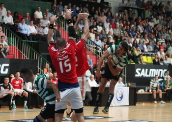 Sporting-SL Benfica 4 - Taça Portugal 2014