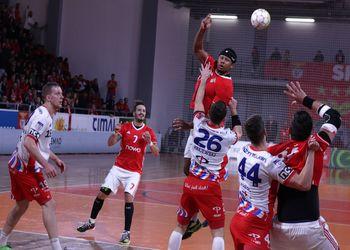 SL Benfica - KS Azoty-Pulawy - foto: Ricardo Rosado