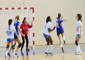 Jac-Alcanena : Madeira Sad - Campeonato 1ª Divisão Feminina - foto: Luís Neves