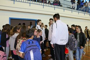 Visita Escolas Moimenta Beira 2