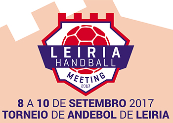 Cartaz Leiria Handball Meeting 2017