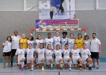 Seleção Nacional Sub17 - fem. - Europeu Macedónia 1