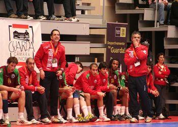 Portugal : Turquia - qualificação Wch Sub21 masculinos