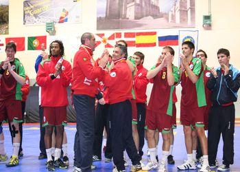Portugal apurado para a fase final do Campeonato do Mundo Sub21 Masculinos Egipto 2009
