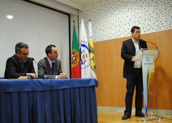 Tomada de Posse da Associação de Andebol de Castelo Branco - João Romão (presidente)