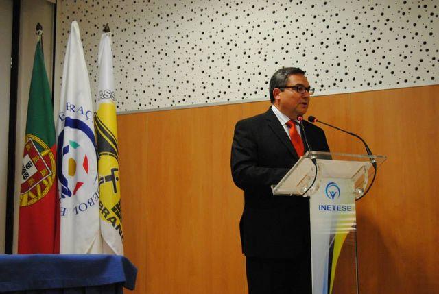 Tomada de Posse da Associação de Andebol de Castelo Branco - presidente JF Castelo Branco, Eng. Jorge Neves