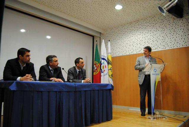 Tomada de Posse da Associação de Andebol de Castelo Branco - Vice- Presidente da Câmara Municipal de Castelo Branco – Dr. Luis Correia