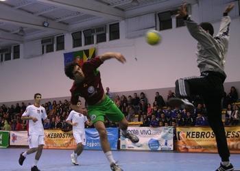 Portugal-Libia - Jogos Mediterrâneo
