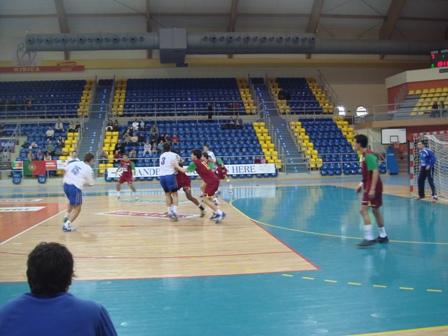 Portugal : Ucrânia - Juniores A masculinos - qualificação na Polónia