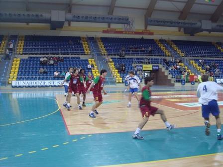 Portugal : Ucrânia - Juniores A masculinos - qualificação na Polónia 2
