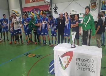 Boa Hora - Campeão nacional 2.ª divisão