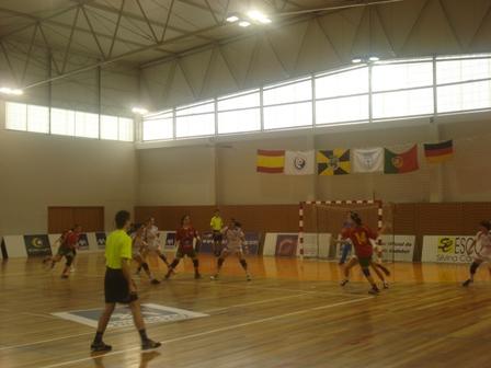 Torneio das 4 Nações - Portugal A : Espanha
