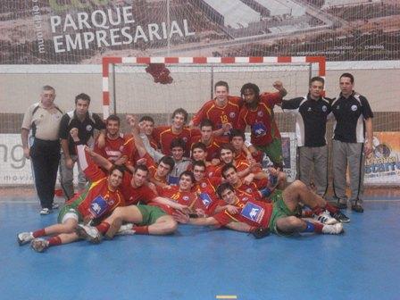 Torneio das 4 Nações: Portugal vencedor