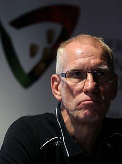 Mats Olsson na cerimónia de Guimarães